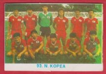 North Korea Team 93